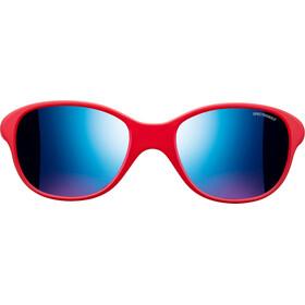 Julbo Romy Spectron 3CF Okulary Dzieci 4-8Y czerwony/biały